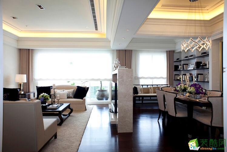 【成都丰立装饰】东南亚风格 三居室装修案例图