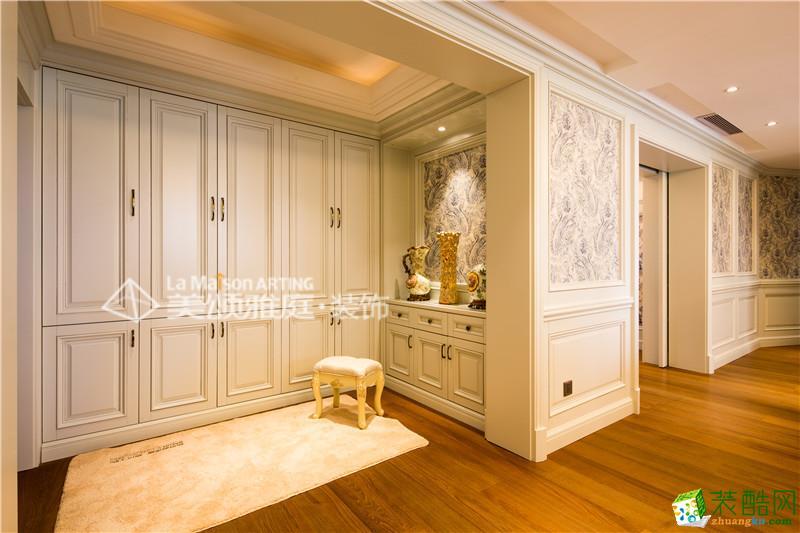 客厅  美颂雅庭―复地东湖国际200平米欧式风格