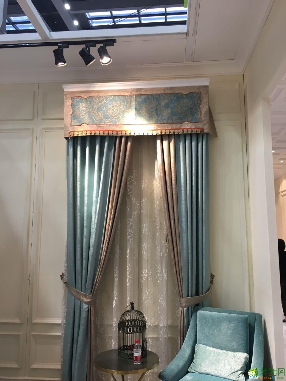 【洛克维维贝拉整体软装】窗帘不美,房间怎么装修也不美!