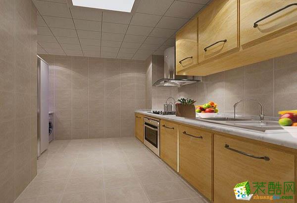 【美麗萬家裝飾】現代簡約廚房裝修效果圖