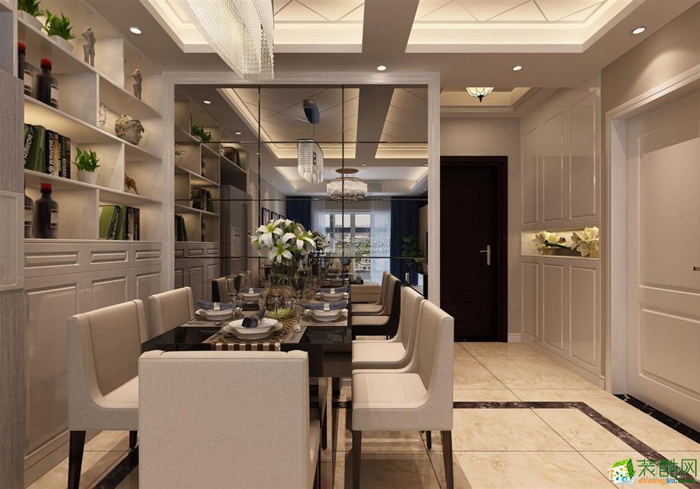 一号家居―60�O两室两厅现代风格