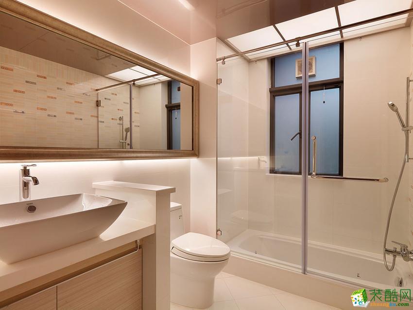 长沙金空间装饰-现代简约两居室装修效果图