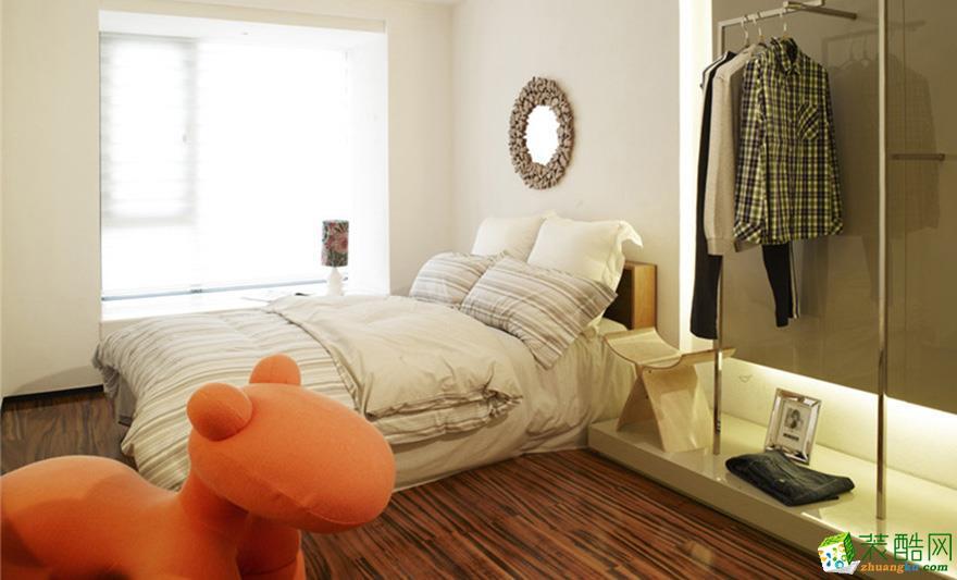 品匠装饰―金地格林东郡118�O现代两居室
