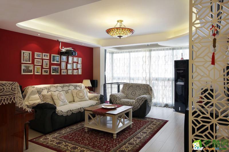 90平兩居室裝修效果圖-艙式榻榻米書房