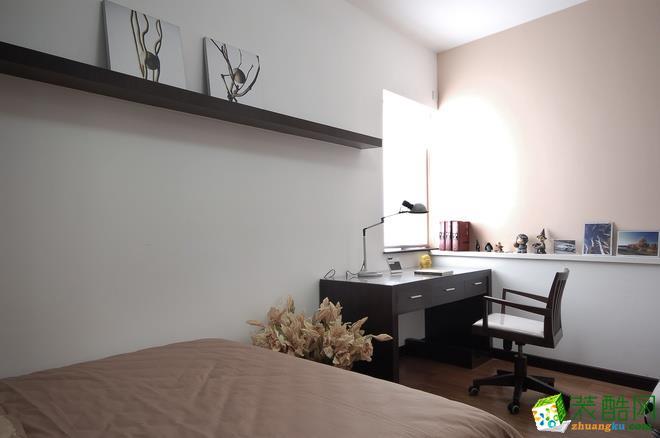 长沙亮丽嘉装饰-现代三居室装修效果图