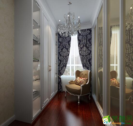 【天古豪佳装饰】91平米东南亚两居室装修案例图