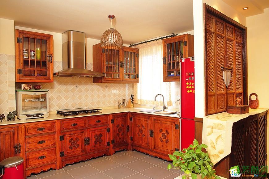 唤新家装饰—厨房翻新与革新