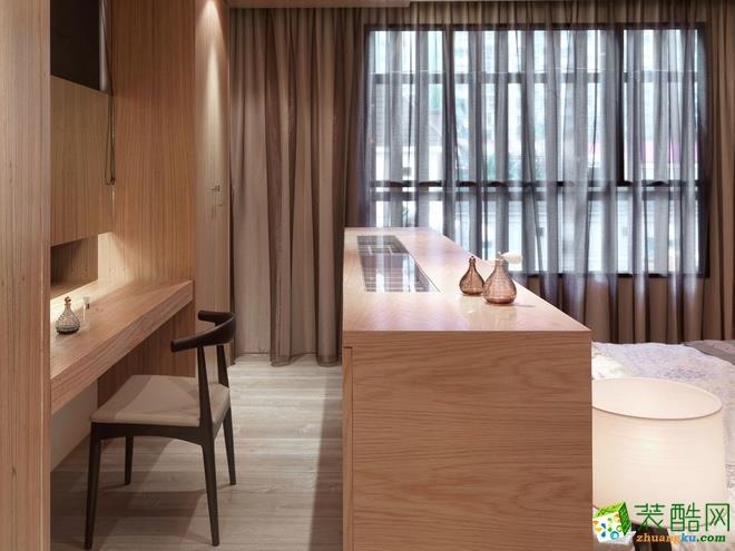 长沙阳泽装饰-北欧三居室装修效果图