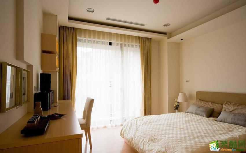 长沙亮丽嘉装饰-现代简约三居室装修效果图