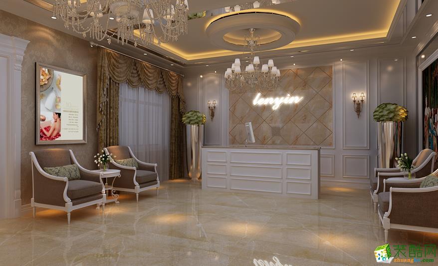 大厅  美容院设计方案