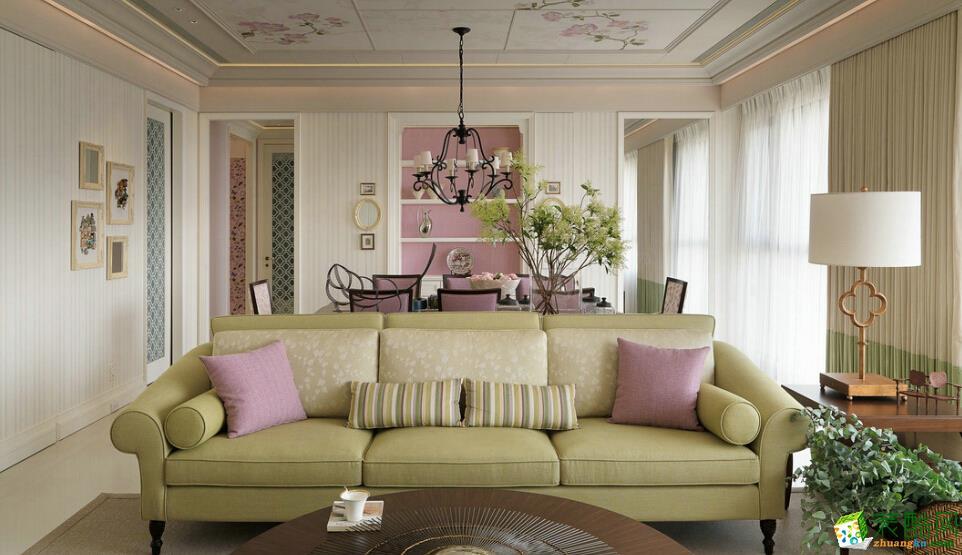 吉筑装饰―实用舒适的美式