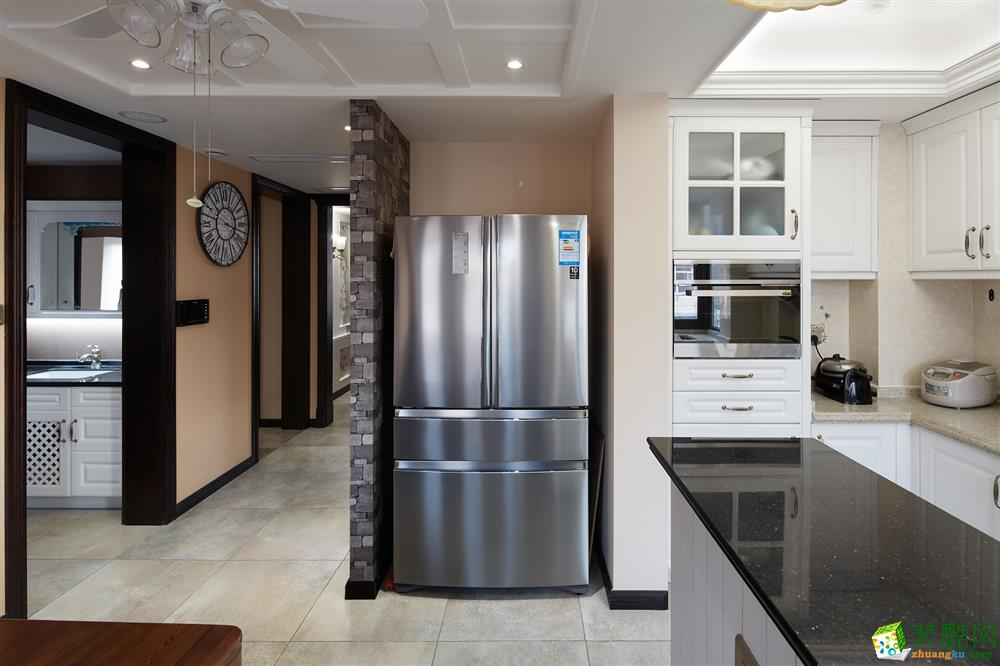 厨房  吉筑装饰―酷酷的新中式