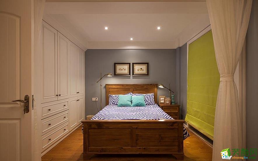 时尚简约风格三居室装修效果图