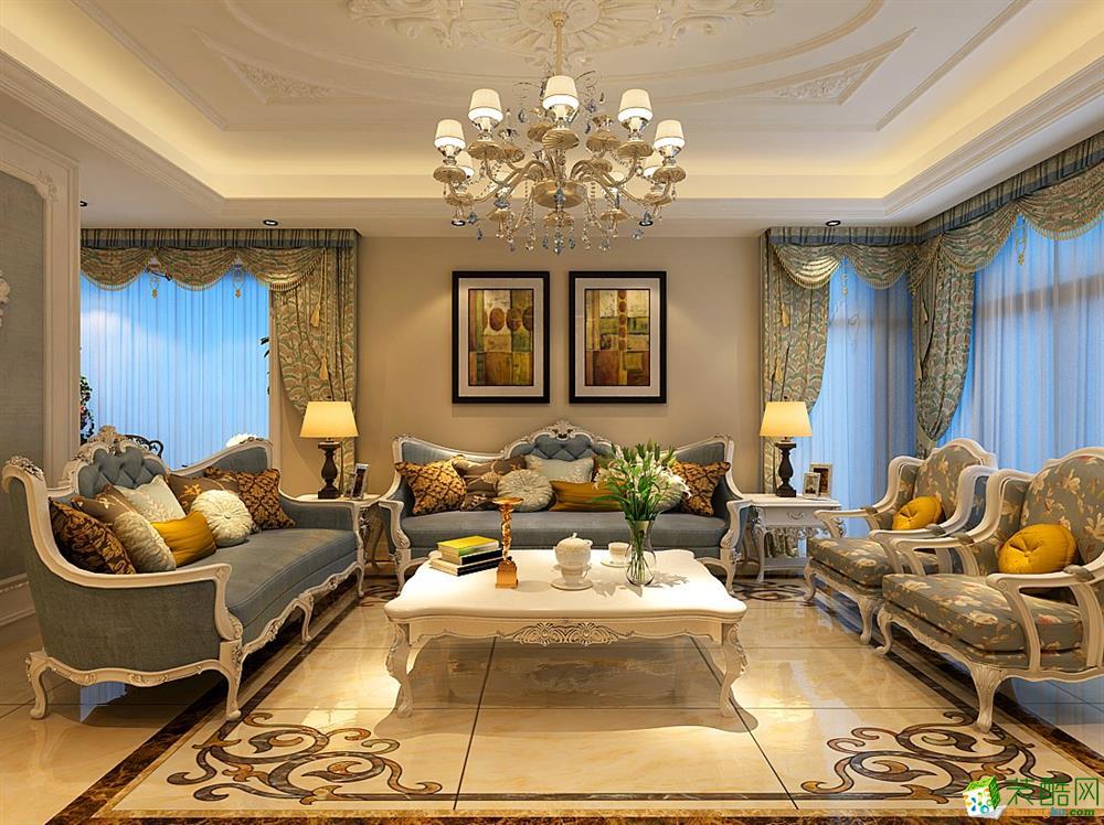 金煌装饰法式新古典主义风格