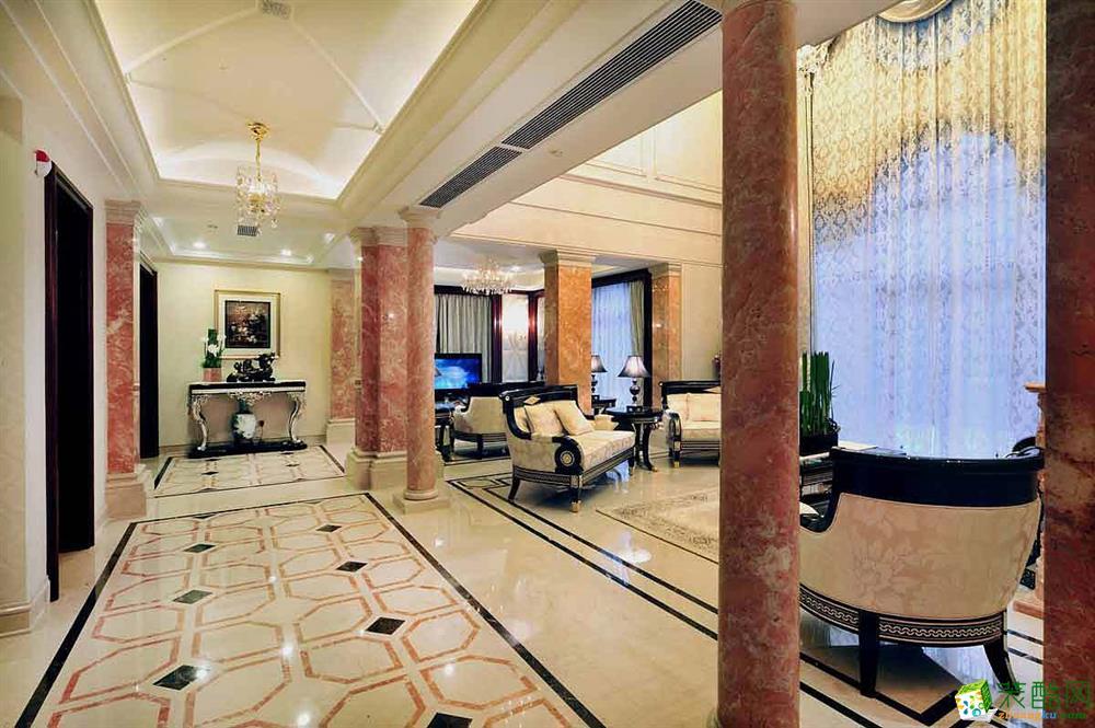 极致奢华欧式别墅装修设计案例