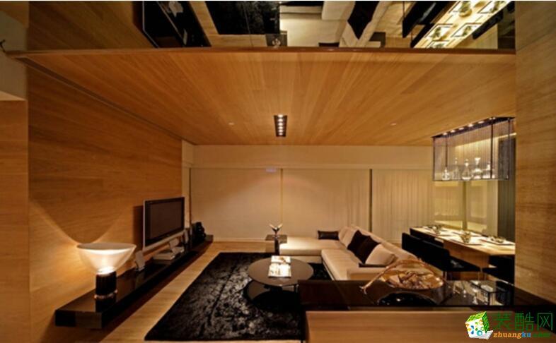 【大中发装饰】现代简约风格三居室装修案例
