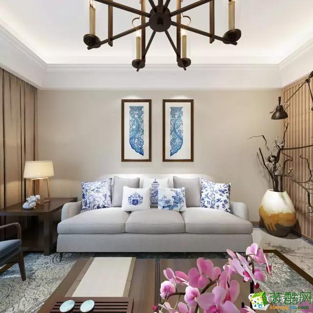 美的家装饰-两江新宸