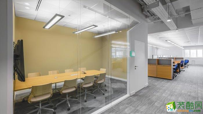 岚禾装饰―包装公司办公室装修设计案例