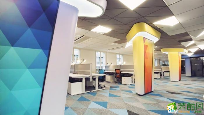 岚禾装饰―互联网公司办公室装修设计案例