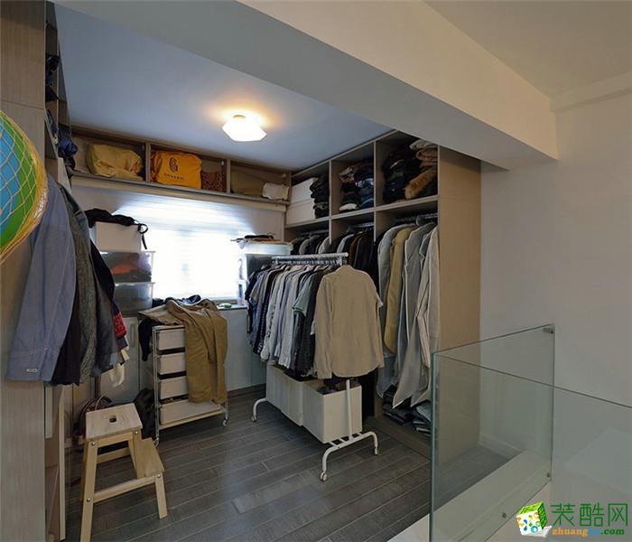 天海饰家―爱家名校华城87平米两居室装修