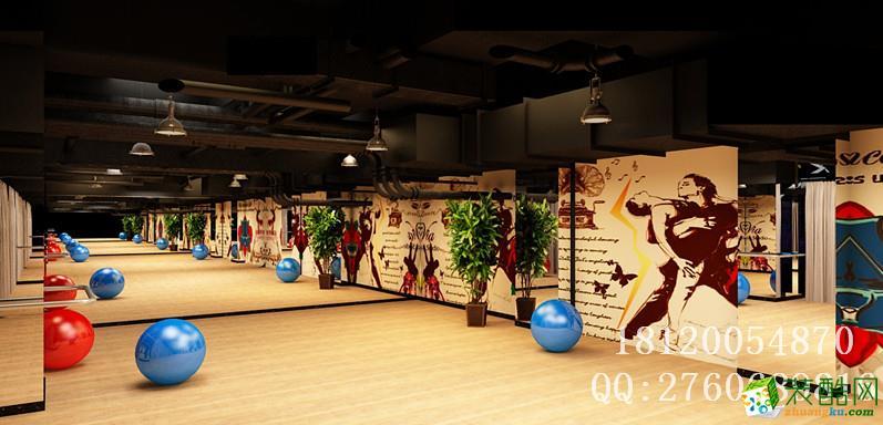 大厅  健身房不知道怎么装修设计?看这里