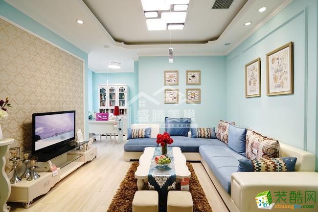 海棠湾|三居室|120�O|简约风格