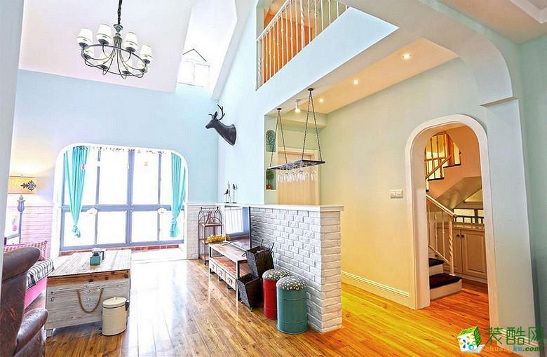 台州市筑凡装饰设计工程有限公司-三室两厅一卫