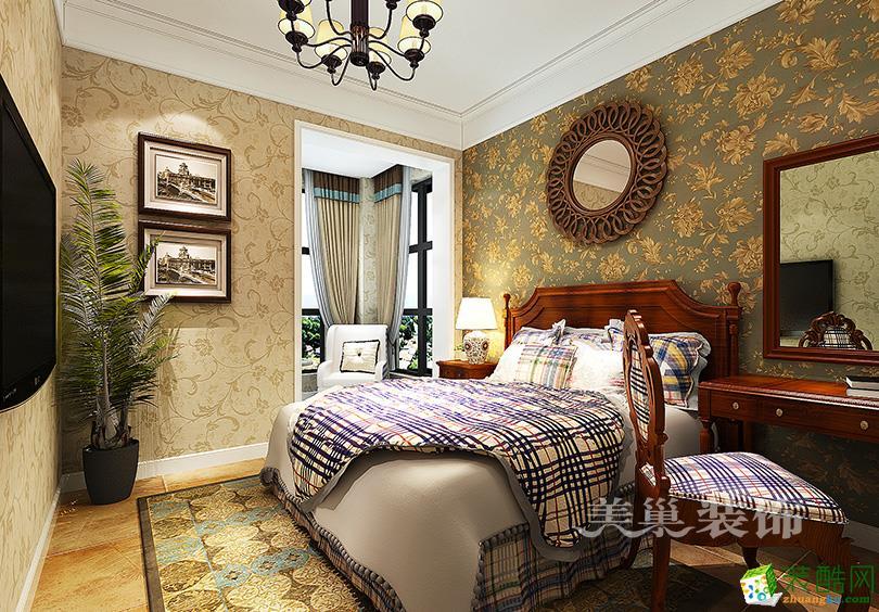英地金台府邸89平两室两厅美式风格半包装修,绝美效果欣赏!
