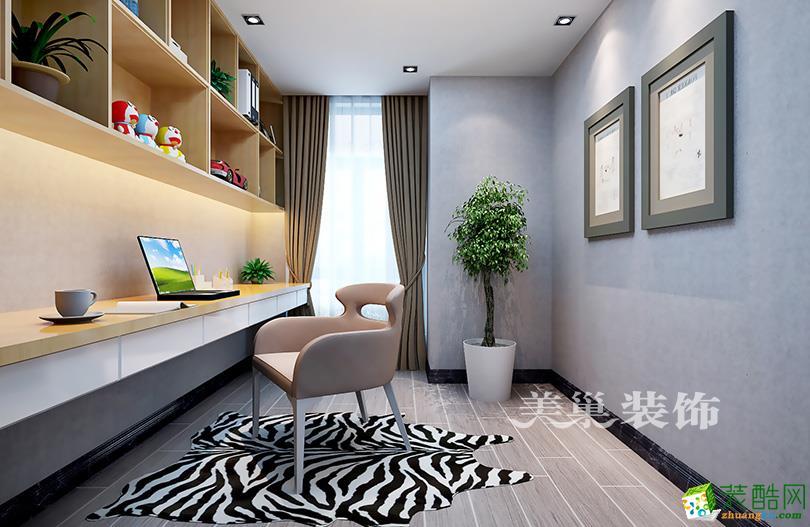郑州海马公园190平四室大平层现代简约风格样板间,绝美设计
