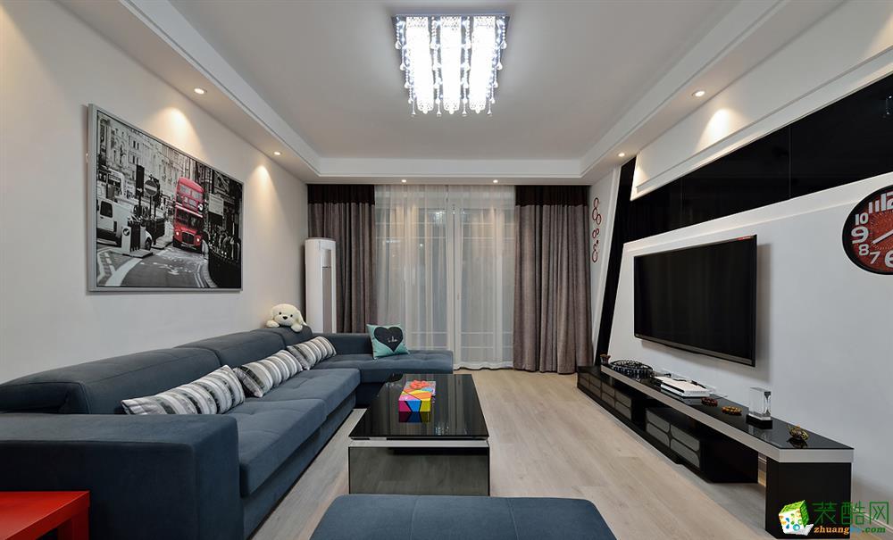武汉天海饰家装饰工程有限公司-两室两厅两卫