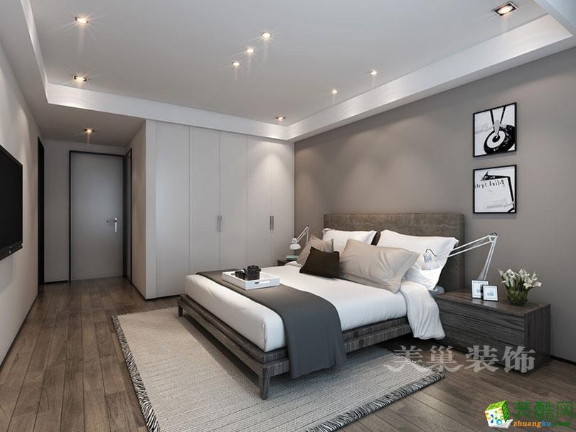 东润泰和160平四室两厅样板间装修,现代简约风格!