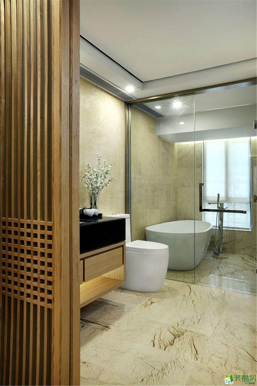 【尚品装饰】中式风格三居室装饰效果图案例