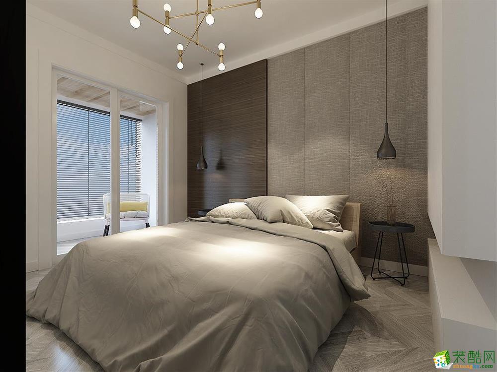 【尚品装饰】89平两室两厅现代简约风格装修设计