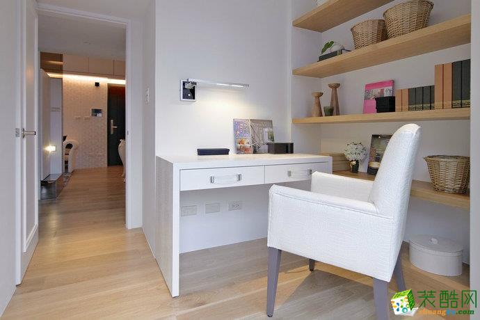 长沙金创装饰-现代两居室装修效果图