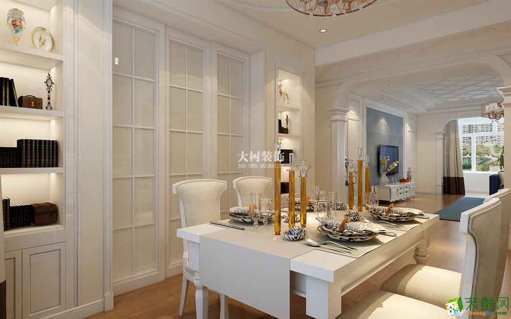 >> 哈尔滨大树装饰盛和世纪简欧风格案例