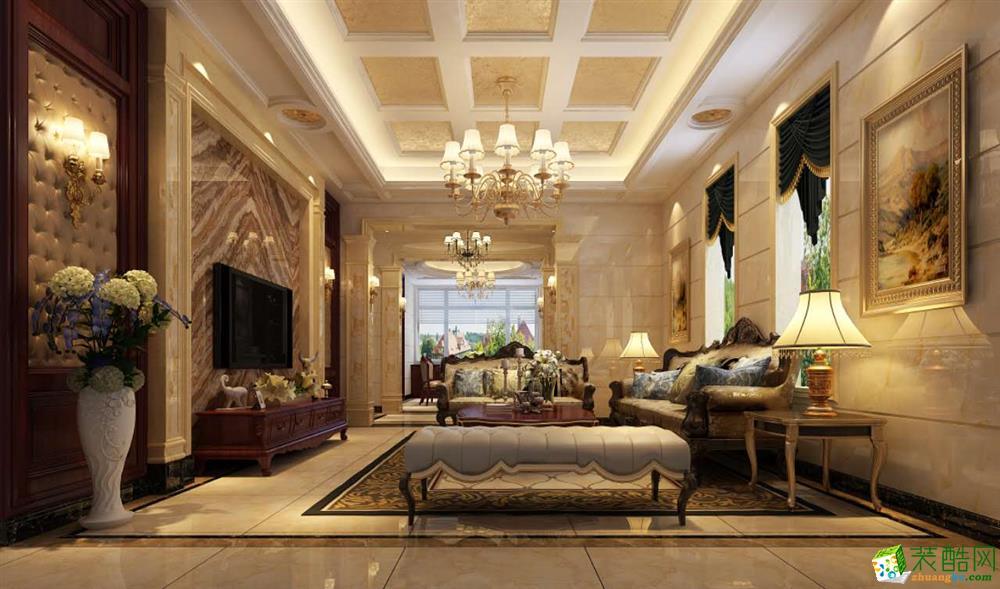 保利香槟国际别墅