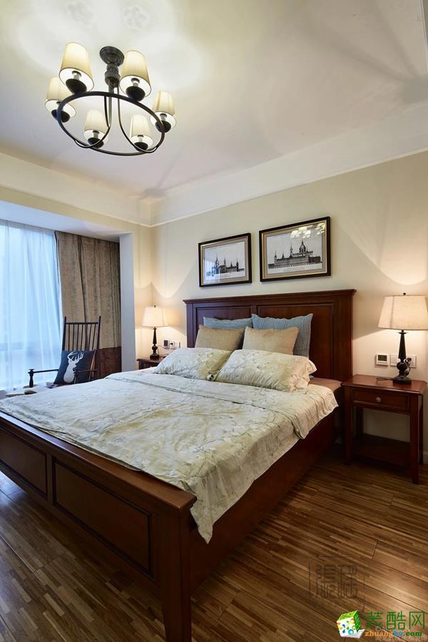 卧室 圣都装饰―136�O简美三居室卧室4 圣都装饰―136�O简美三居室