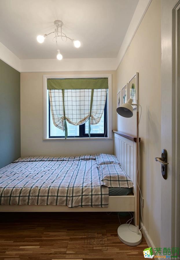卧室 圣都装饰―136�O简美三居室卧室 圣都装饰―136�O简美三居室
