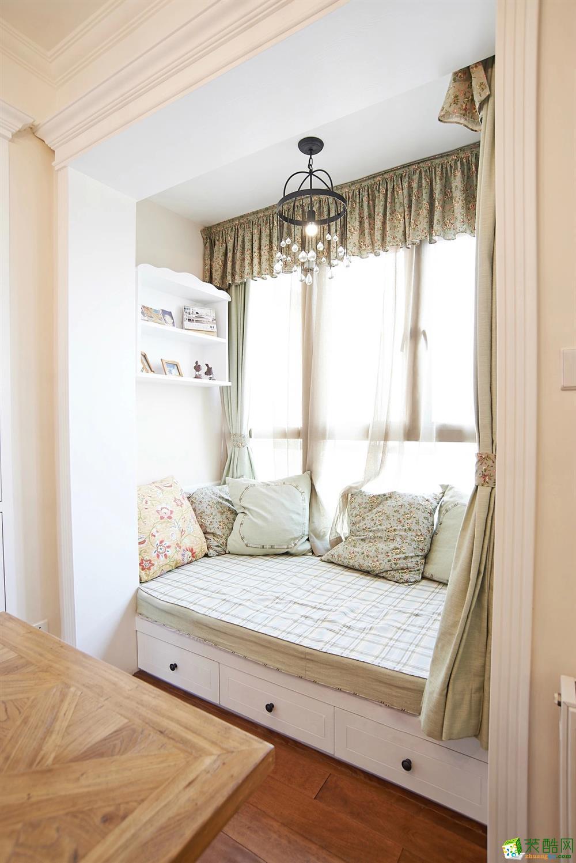 卧室 北大资源-美式风格卧室装修3 北大资源