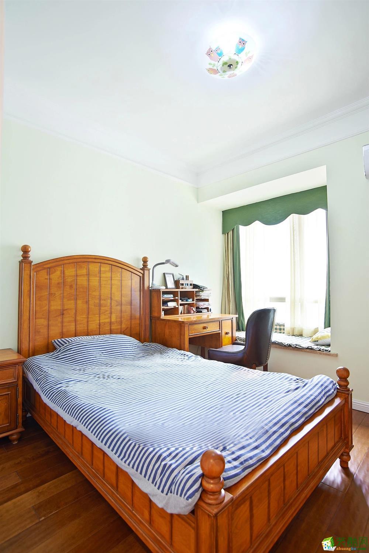 卧室 北大资源-美式风格卧室装修1 北大资源
