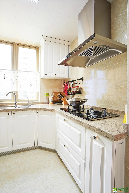 厨房 北大资源-美式风格厨房装修 北大资源