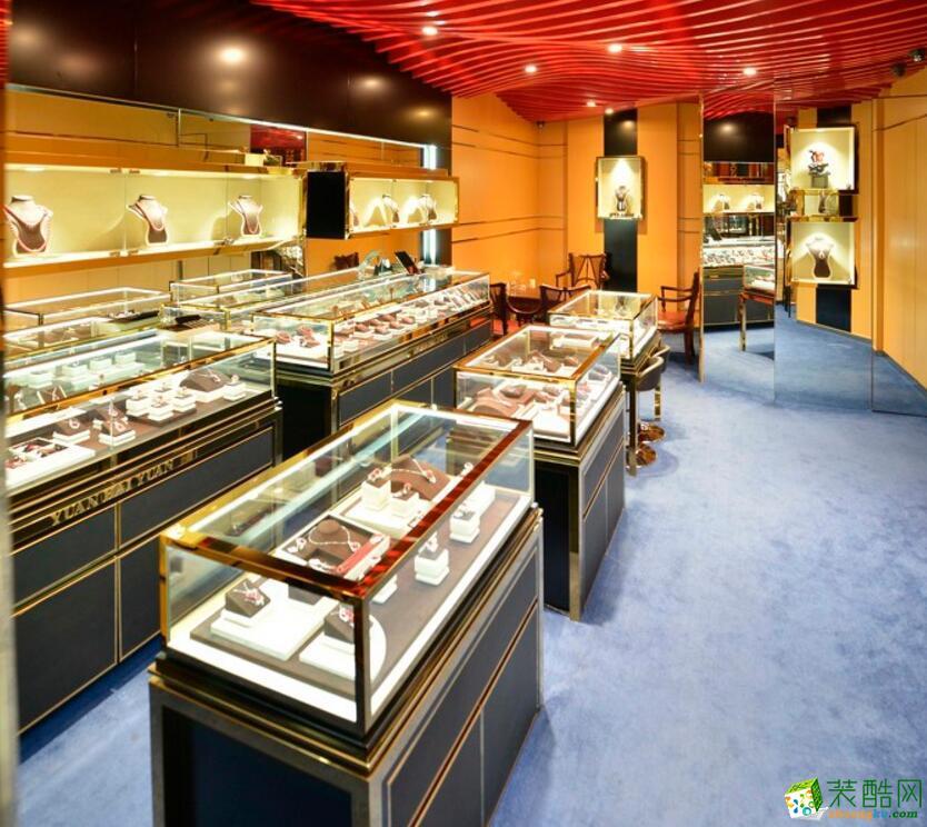 昆明珠宝店装修设昆明珠宝店装修设计哪家便宜居乐高装饰