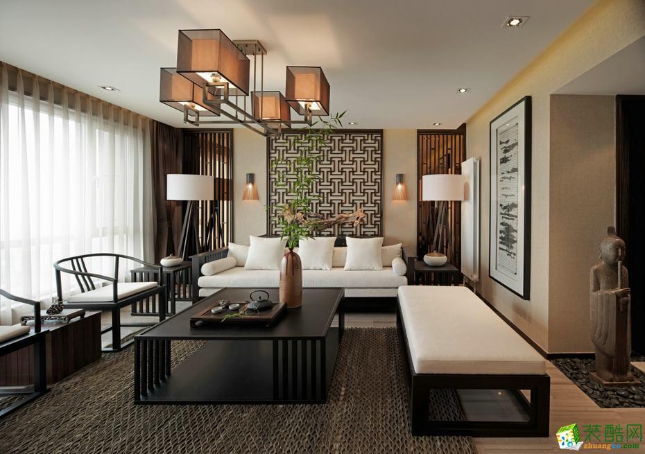 名扬装饰―154�O新中式四室两厅