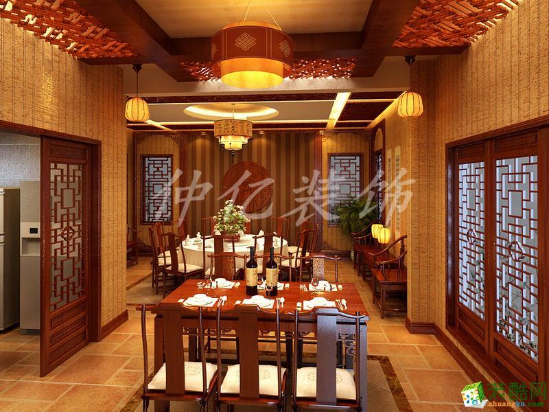 中式酒楼――典雅又大气