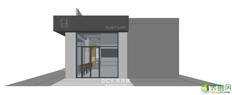 西安极简风主题餐厅设计EB眼镜&咖啡-其他1
