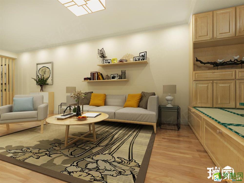 【金地锦城】89�O 二室二厅一卫 现代