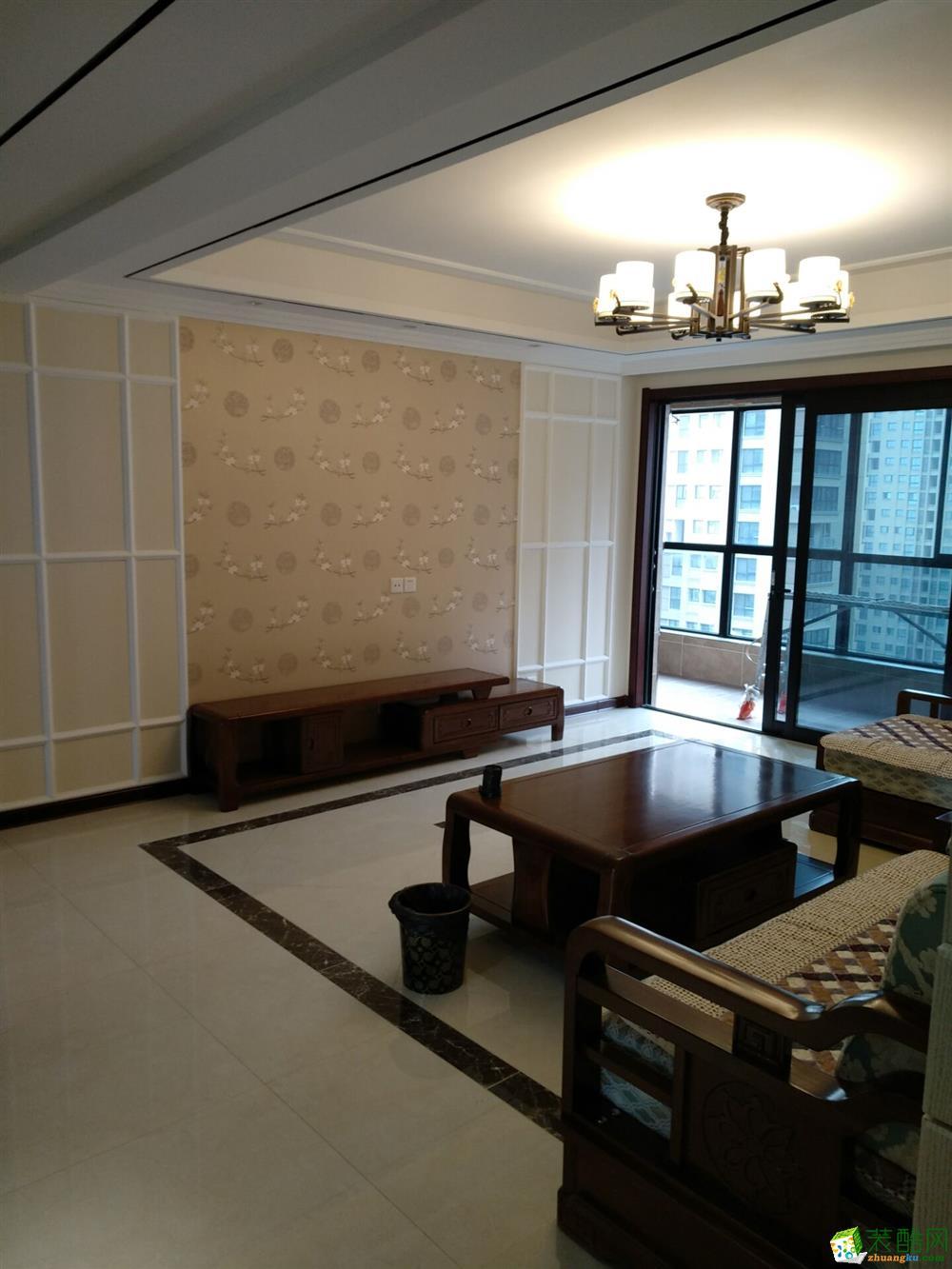 西安福尚装饰―曲江��邸实景图