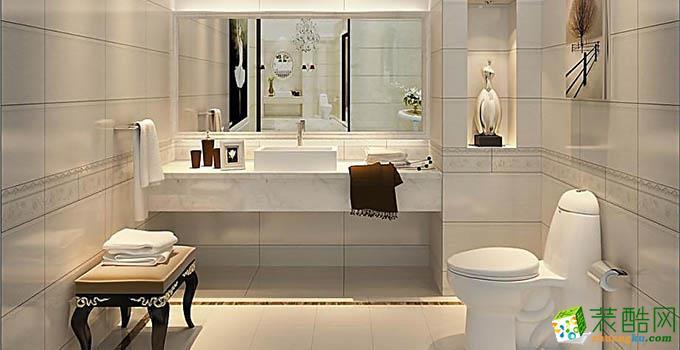 卫浴空间设计,不仅仅是洗澡这么简单