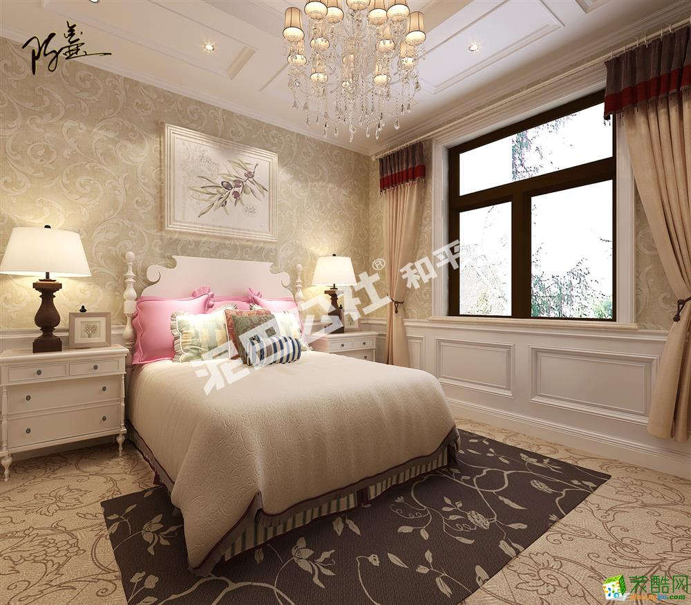 >>230平欧式别墅别墅装修花园间聊城有的小区样板图片