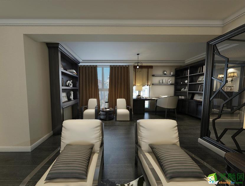 全民易装―96�O地中海风格两居室